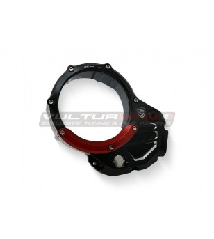 TRANSPARENT CASING FOR DUCATI OIL CLUTCHES - PROTECTION
