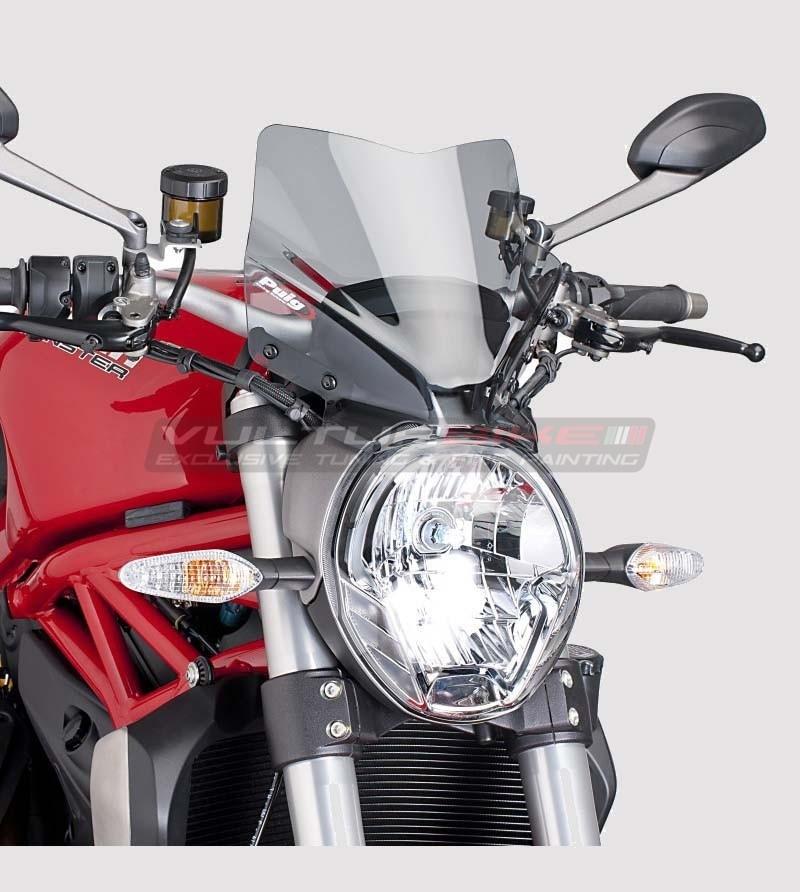 Windshield Puig - Ducati Monster 821 (2014-2017)