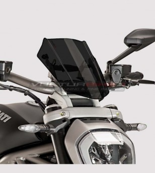 Windshield Sport Puig Naked New Generation - Ducati Xdiavel 2016