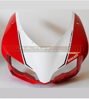 Front fairing's stickers...