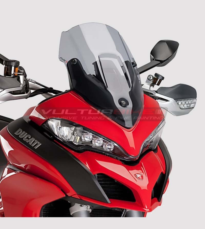 Racing Puig Windshield - Ducati Multistrada 950/1200 (2015/18)