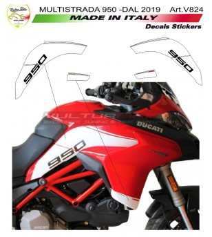 Side panels' stickers -...