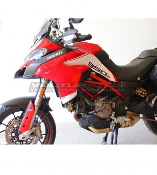 Side panels' stickers - Ducati Multistrada 950 (from 2019)