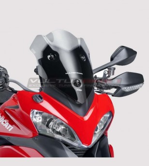 Racing Puig Windshield - Ducati Multistrada 1200 (2010-2012)