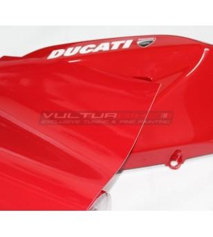 Película de wrapping roja Ducati