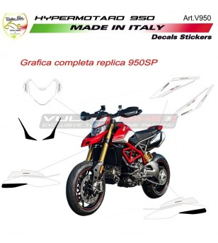 Kit adesivi replica Ducati...