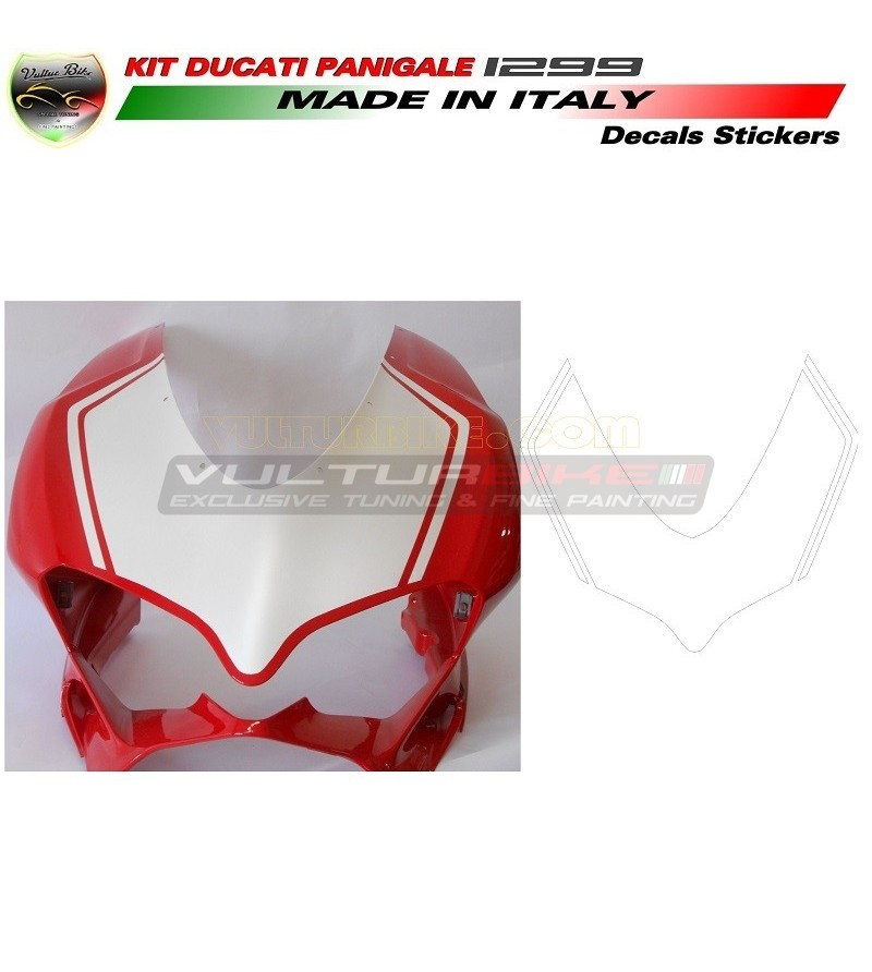 Front fairing's sticker - Ducati Panigale 959/1299