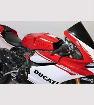Cubierta del tanque modelo GP - Ducati Panigale 899 /1199 / 959 / 1299