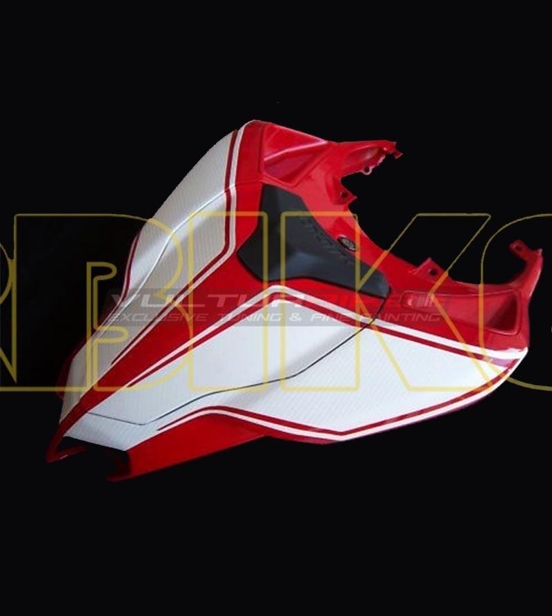 Adesivo colorato codone - Ducati 848/1098/1198