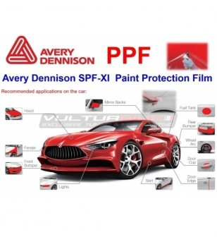 AVERY supreme paint...