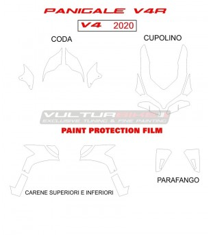 AVERY supreme protection film - Ducati Panigale V4 / V4S / V4R