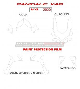 AVERY supreme protection film - Ducati Panigale V4 / V4S / V4R