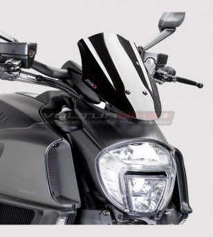 Windshield Puig Sport -...