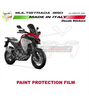 AVERY supreme protection film - Ducati Multistrada ENDURO