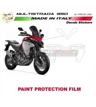 Pellicola protettiva AVERY supreme - Ducati Multistrada ENDURO