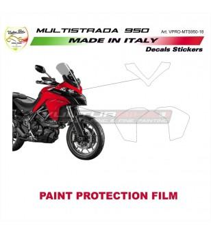 Pellicola protettiva AVERY supreme - Ducati Multistrada