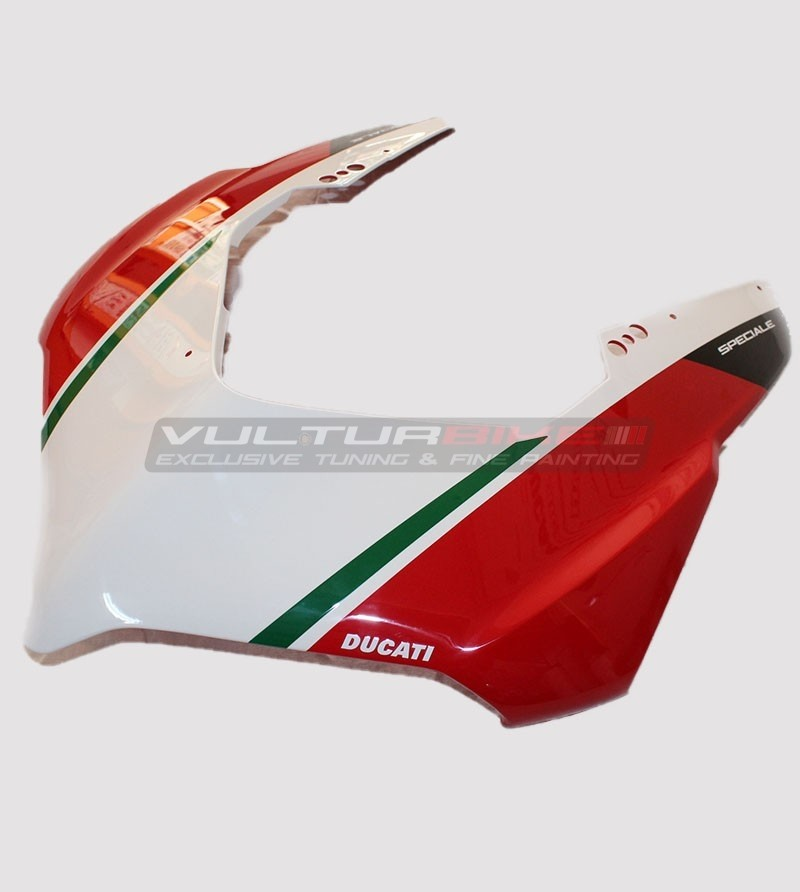 ORIGINAL Ducati Panigale V4 SPECIAL's windshield
