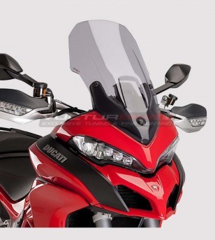 Puig Touring Windshield - Ducati Multistrada 950/1200 - 2015/18