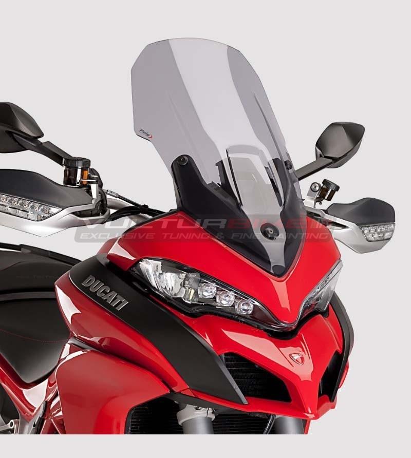 Puig Touring Windshield - Ducati Multistrada 950/1200 - 2015/18