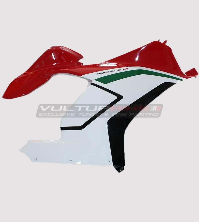 ORIGINAL Ducati Panigale V4 SPECIAL's right upper sidefairing