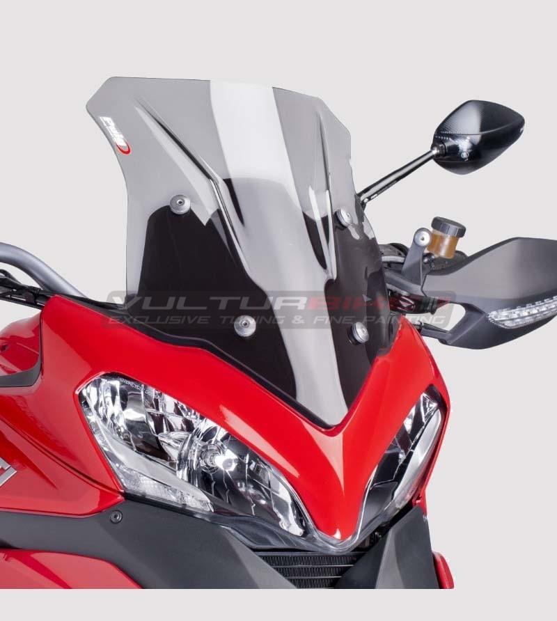 Puig Racing Windshield - Ducati Multistrada 1200 - 2013/2014