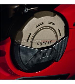 Protezione in Carbonio per Carter Frizione ORIGINALE - Ducati Panigale V4 / V4S