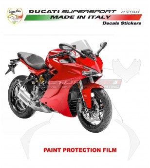 AVERY supreme protection film - Ducati Supersport