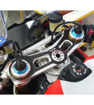 Steering plate protector -...