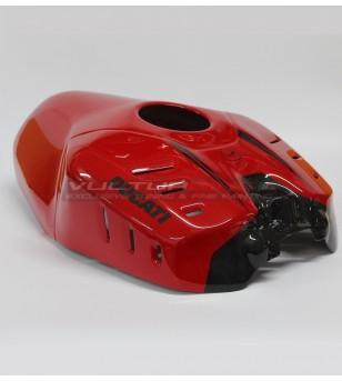 Carbon tank cover Replica SBK - Ducati Panigale 899/959/1199/1299