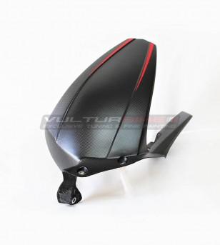 Parafango posteriore largo in carbonio personalizzato - Ducati Panigale V4 / V4S / V4R