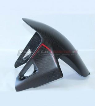 Parafango anteriore personalizzato in carbonio - Ducati Panigale V4 / V4S / V4R / V2 2020 / Streetfighter V4