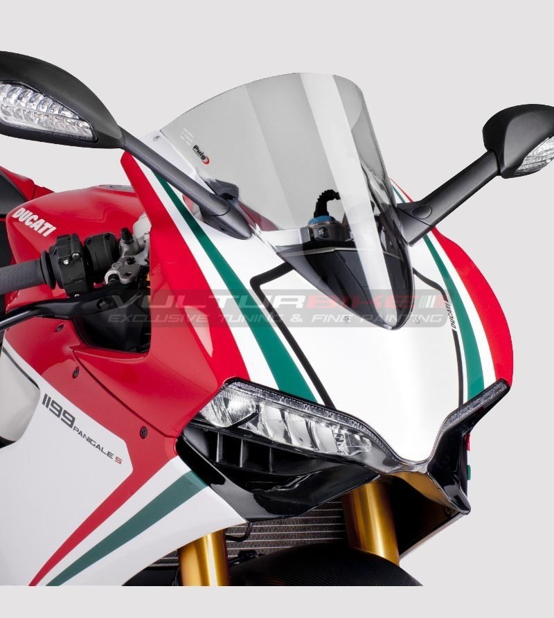 Puig racing windshield - Ducati Panigale 899/1199