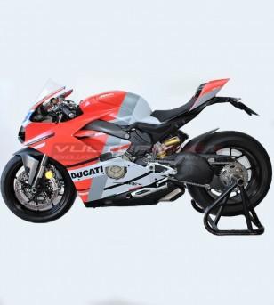 Complete Fairing Ducati Performance Replica S Corse - Ducati Panigale V4S