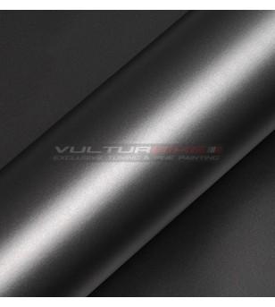 Pellicola adesiva per wrapping graphite metallizzato opaco