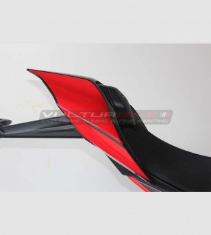 Stickers for Seat Cover - Ducati Panigale V4 / V4R