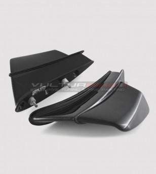 Aletas aerodinámicas de carbono - Ducati Panigale V4R / V4 2020