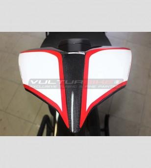 Adesivi Bianco Rosso per Codino - Ducati Panigale V4 / V4R