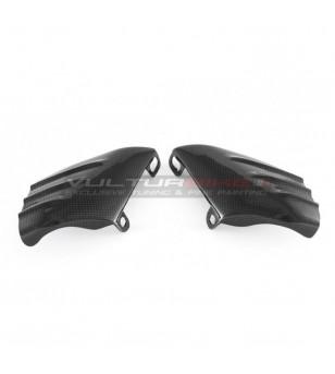 Ensemble de refroidisseurs de carbone pour étriers de frein - Ducati