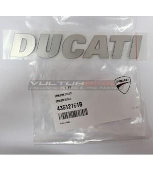 Adesivo ORIGINALE Emblema Ducati per serbatoio Ducati Xdiavel