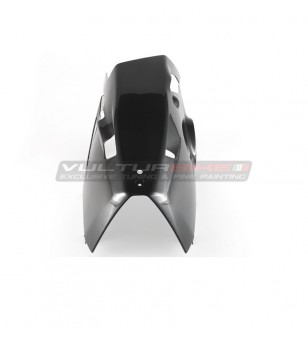 Carbon Lower Fairing for Akrapovic exhaust - Ducati Panigale V4 / V4S / V4R / V4 2020