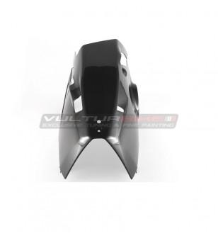 Carena inferiore in carbonio per scarico Akrapovic - Ducati Panigale V4 / V4S / V4R / V4 2020