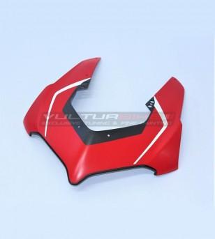 Complete carbon fairings' kit with custom design - Ducati Panigale V4 / V4R / V4 2020