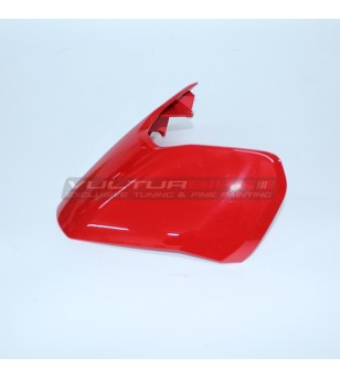 Red ORIGINAL upper front fairing - Ducati Hypermotard 950