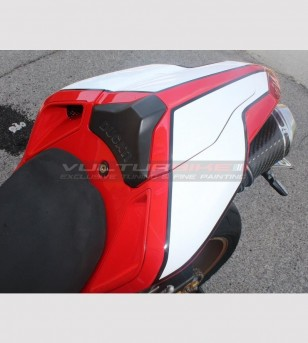 Stickers kit front fairing tail and tank - Ducati 848/1098/1198 / S / R / SP / EVO