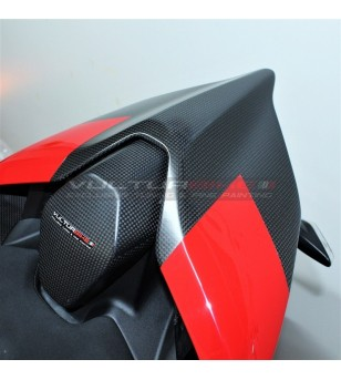 Cover coda carbonio Design Superleggera - Ducati Panigale V4