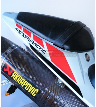 Tail's stickers - Yamaha R1 2009 / 2014