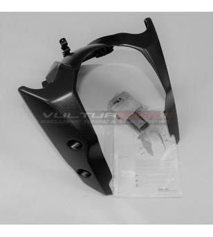 Guardabarros delantero de carbono original - Ducati Hypermotard 950