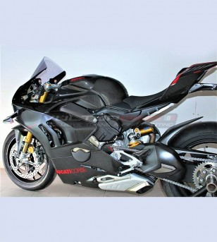 Complete carbon fairings' kit custom designed - Ducati Panigale V4 / V4R / V4 2020