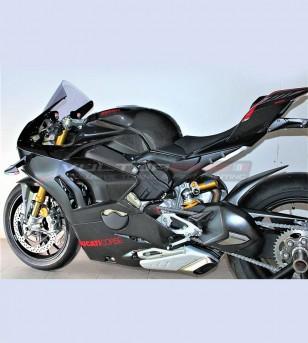 Kit carena completa carbonio design personalizzato - Ducati Panigale V4 / V4R / V4 2020