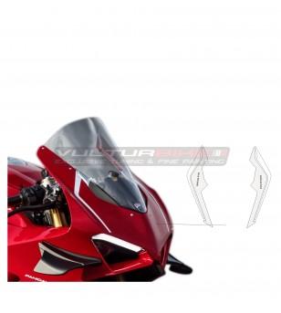 Adesivi replica per cupolino - Ducati Panigale V4R-V4-V2